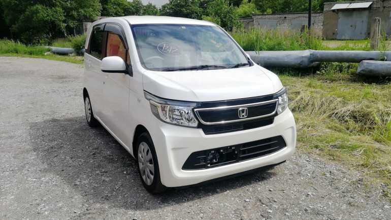 Honda N-WGN, 2015 год, 385 000 руб.