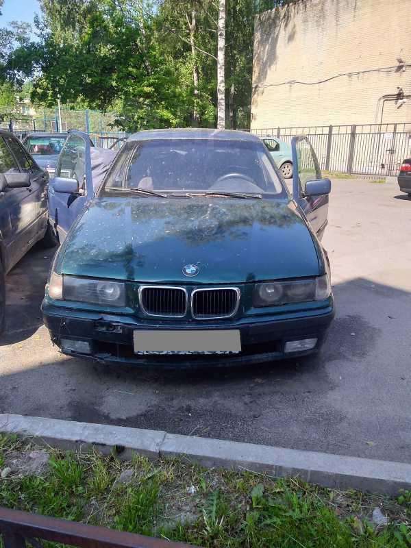 BMW 3-Series, 1998 год, 50 000 руб.