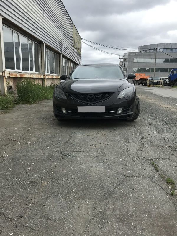 Mazda Mazda6, 2007 год, 530 000 руб.