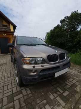 Калининград BMW X5 2004