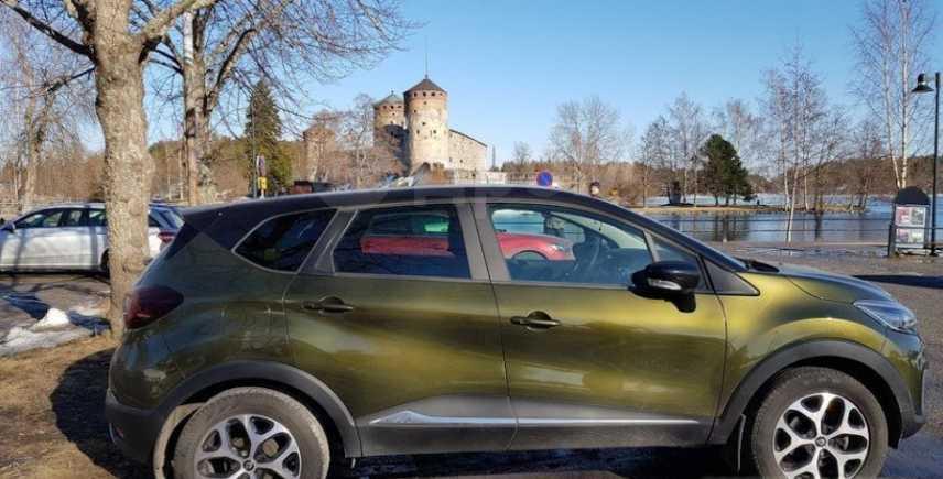 Renault Kaptur, 2017 год, 835 000 руб.
