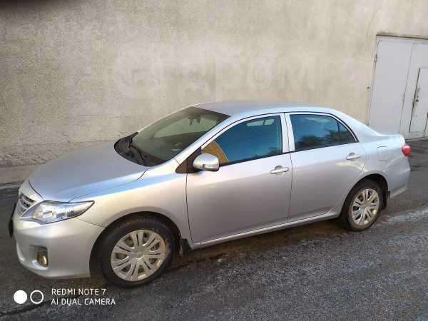 Toyota Corolla, 2012 год, 560 000 руб.