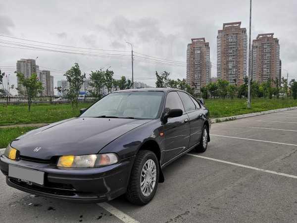 Honda Ascot Innova, 1992 год, 125 000 руб.