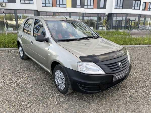 Renault Logan, 2010 год, 219 000 руб.