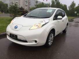 Сосновоборск Nissan Leaf 2013