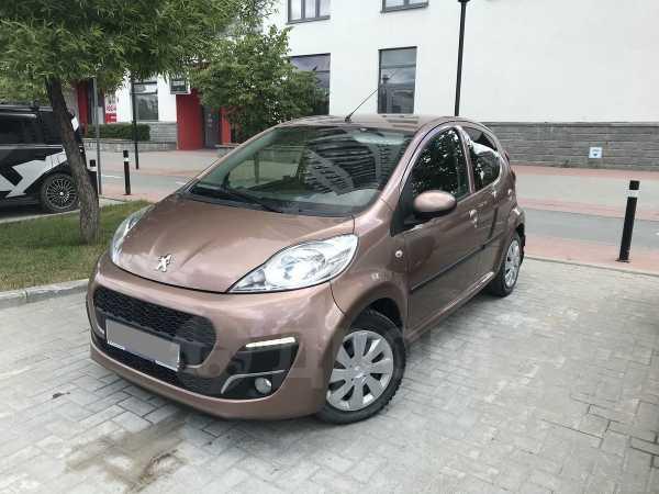 Peugeot 107, 2013 год, 365 000 руб.