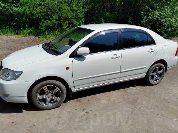 Toyota Corolla, 2006 год, 360 000 руб.