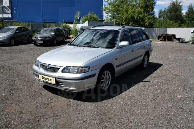 Mazda 626, 1998 год, 130 000 руб.