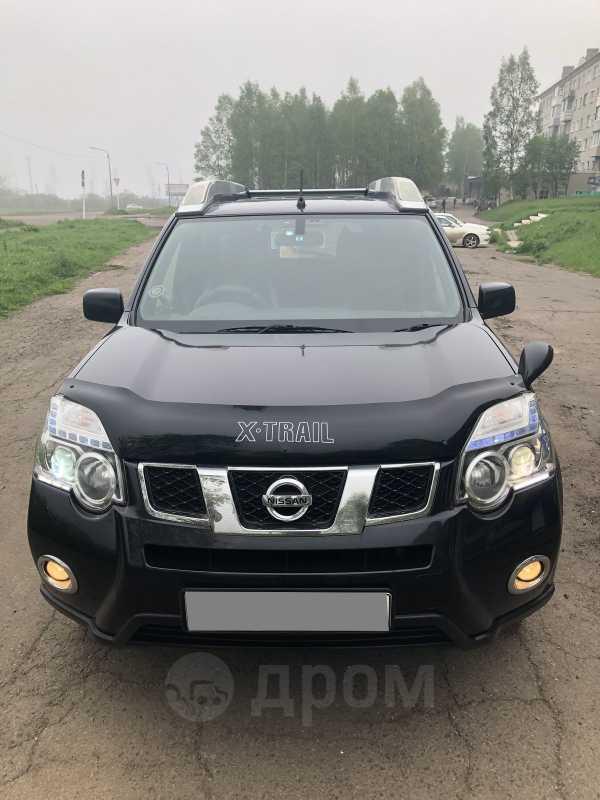 Nissan X-Trail, 2012 год, 975 000 руб.