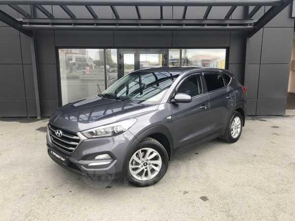 Hyundai Tucson, 2018 год, 1 260 000 руб.