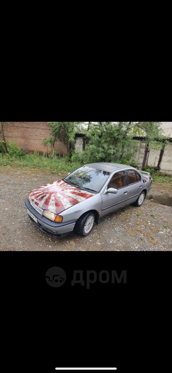 Nissan Primera, 1990 год, 115 000 руб.