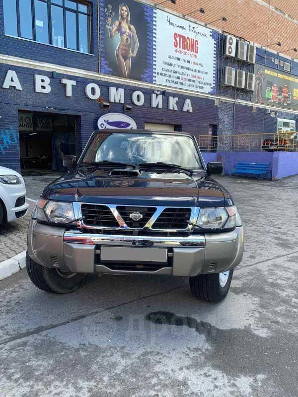 Nissan Patrol, 2000 год, 650 000 руб.