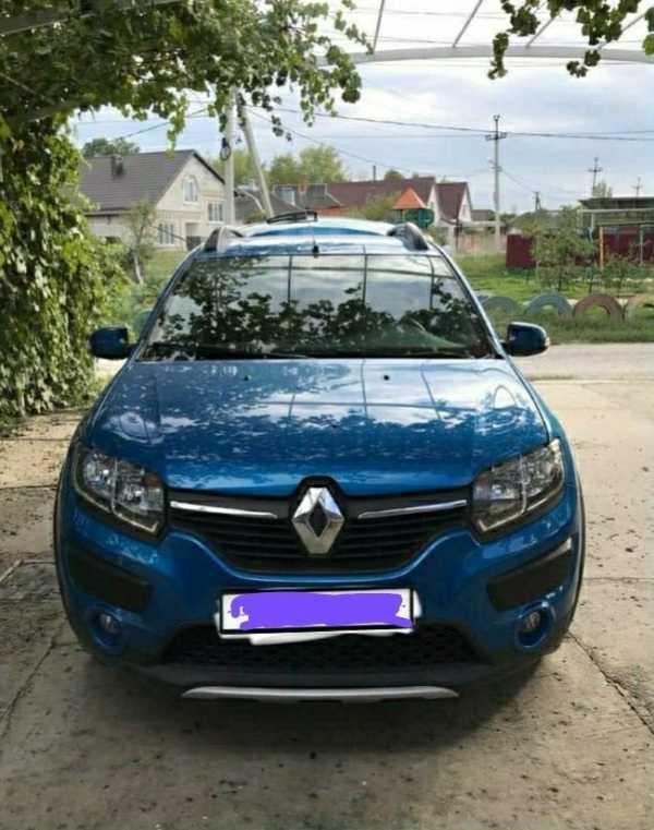 Renault Sandero, 2016 год, 630 000 руб.