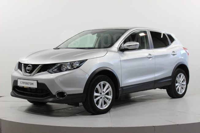 Nissan Qashqai, 2017 год, 1 250 000 руб.
