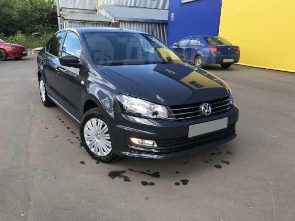 Volkswagen Polo, 2015 год, 467 000 руб.