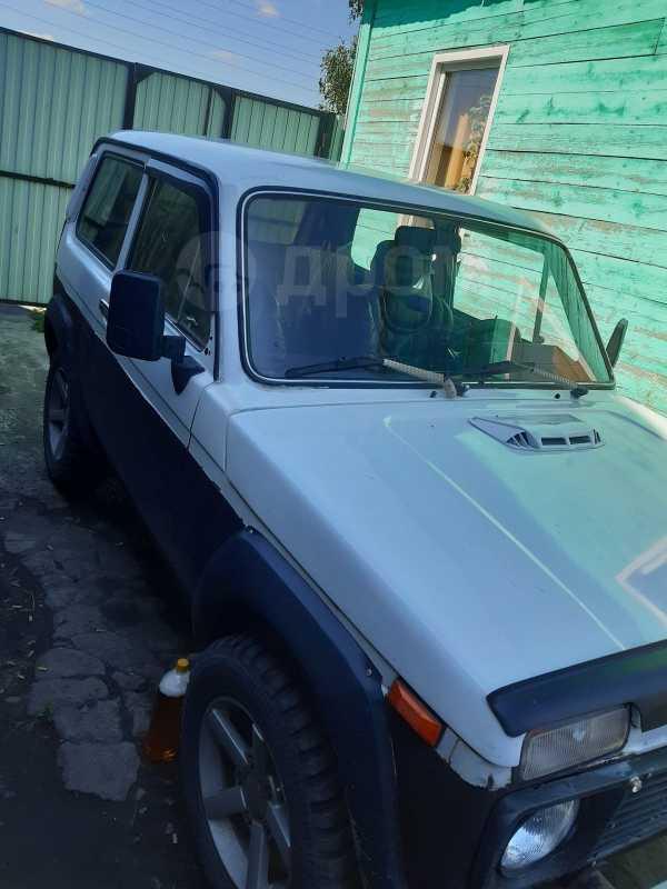 Лада 4x4 2121 Нива, 1994 год, 135 000 руб.
