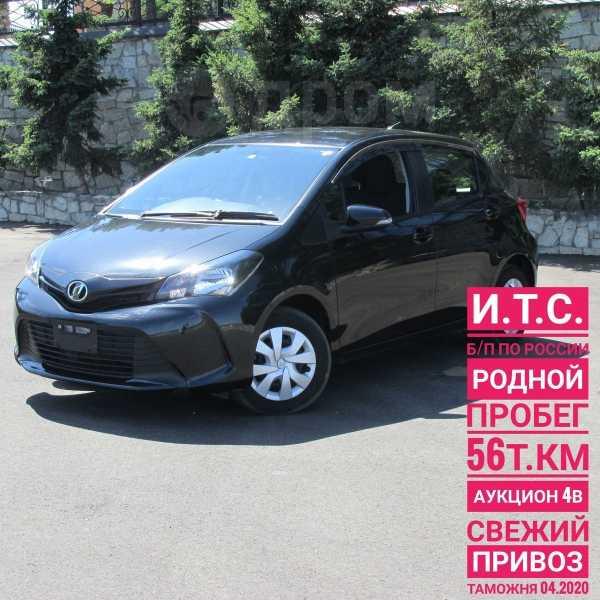 Toyota Vitz, 2016 год, 559 000 руб.