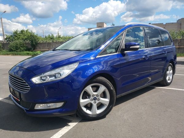 Ford Galaxy, 2016 год, 1 512 000 руб.