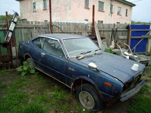 Toyota Sprinter, 1978 год, 550 000 руб.