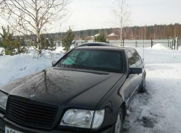 Mercedes-Benz S-Class, 1996 год, 2 000 000 руб.