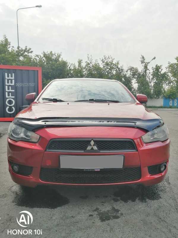 Mitsubishi Lancer, 2007 год, 419 000 руб.