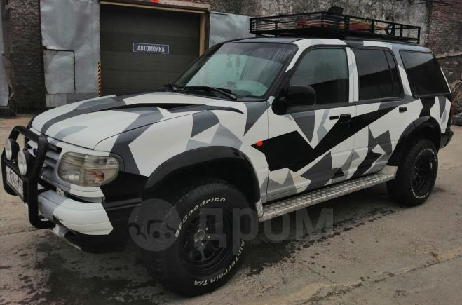 Ford Explorer, 1996 год, 450 000 руб.