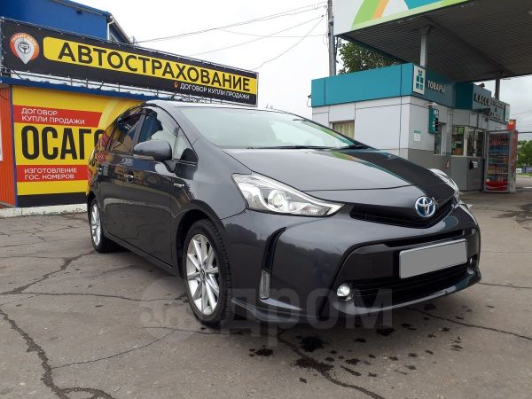 Toyota Prius a, 2015 год, 940 000 руб.
