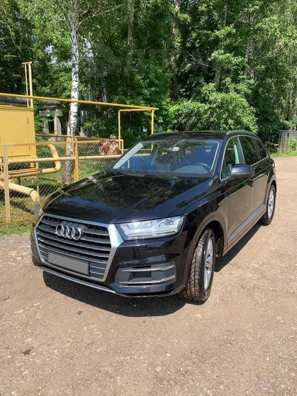 Audi Q7, 2015 год, 2 300 000 руб.