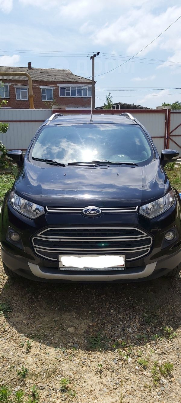 Ford EcoSport, 2014 год, 690 000 руб.