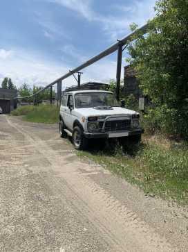 Ангарск 4x4 2121 Нива 2001