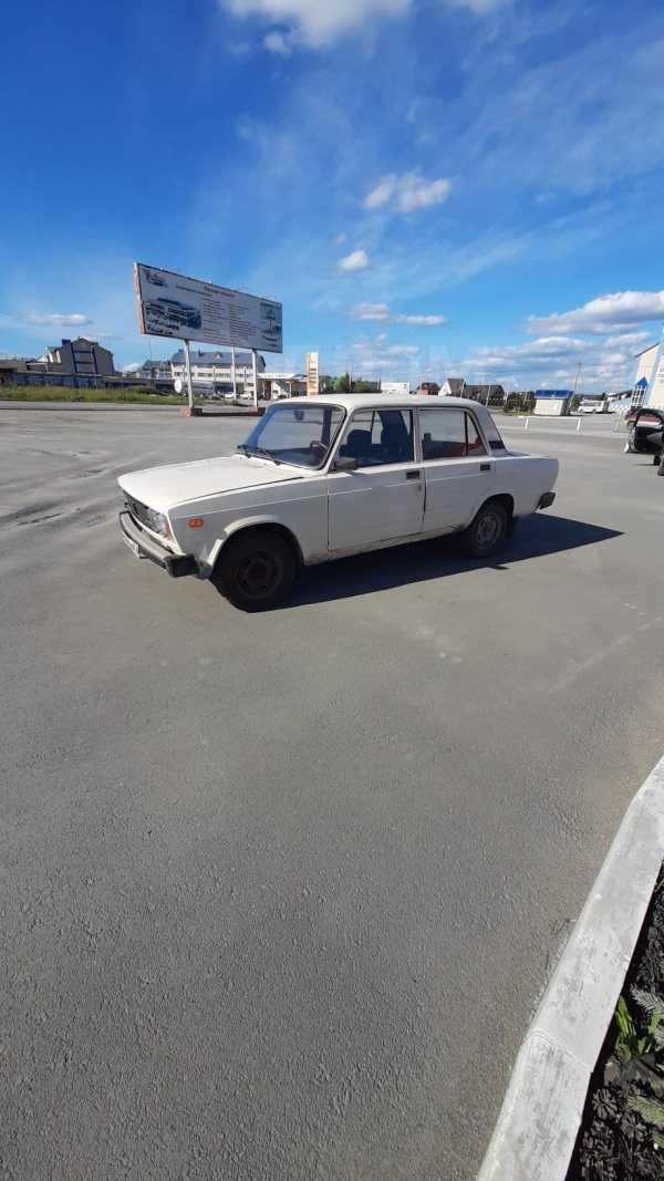 Лада 2105, 1988 год, 24 000 руб.
