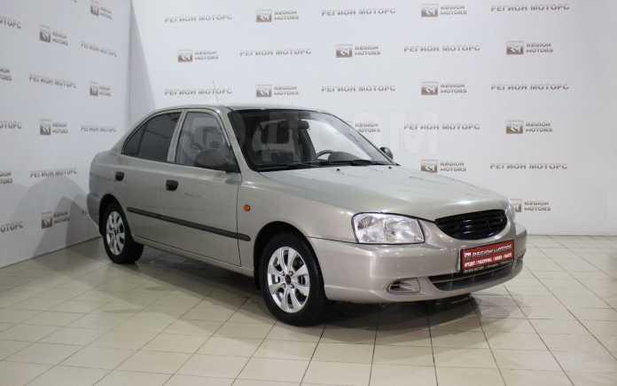 Hyundai Accent, 2008 год, 289 900 руб.