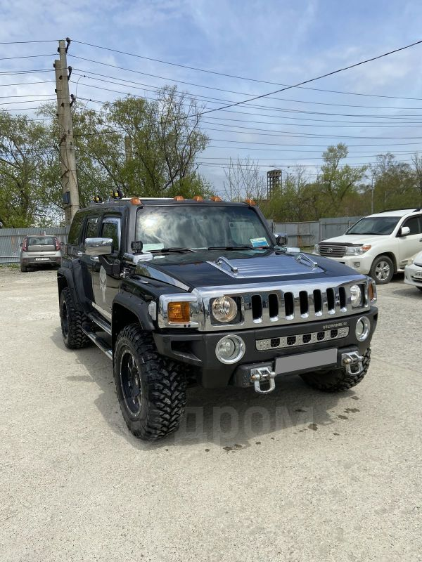 Hummer H3, 2007 год, 1 150 000 руб.