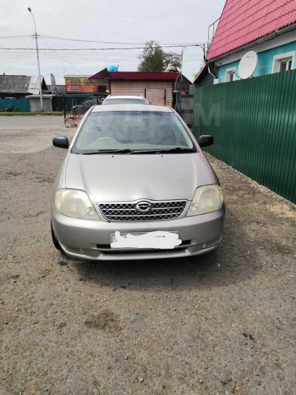 Toyota Corolla, 2001 год, 305 000 руб.