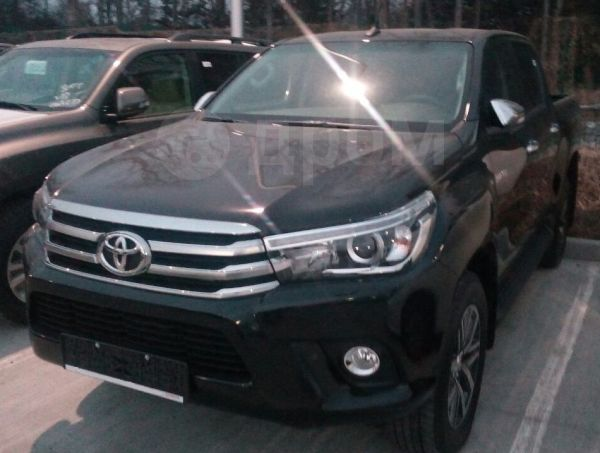 Toyota Hilux Pick Up, 2020 год, 2 903 000 руб.
