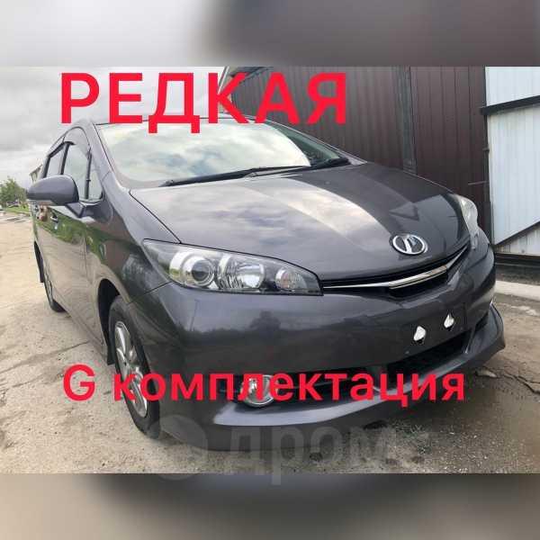 Toyota Wish, 2015 год, 925 000 руб.
