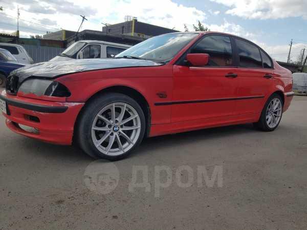 BMW 3-Series, 2004 год, 98 000 руб.