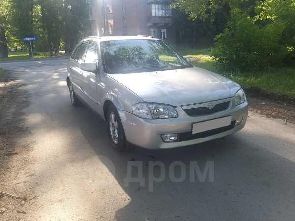 Mazda Familia, 1998 год, 195 000 руб.