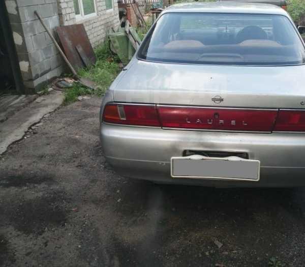 Nissan Laurel, 1994 год, 110 000 руб.