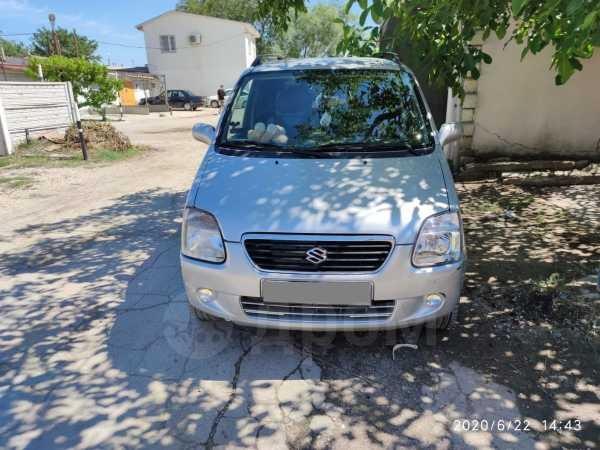 Suzuki Wagon R Plus, 2002 год, 185 000 руб.