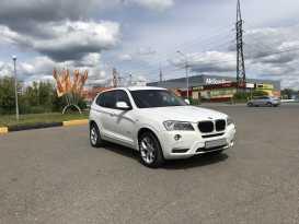 Томск BMW X3 2012