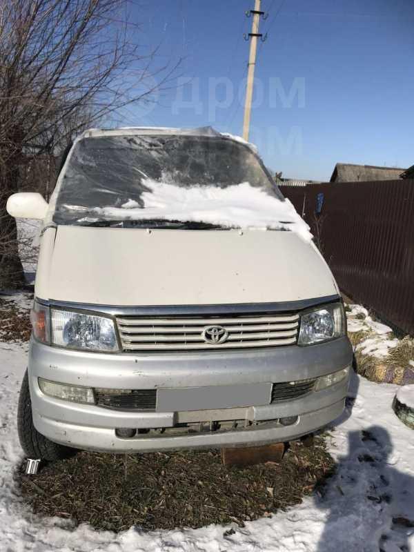 Toyota Regius, 1999 год, 220 000 руб.
