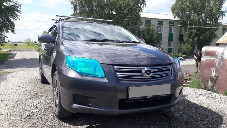 Toyota Corolla Axio, 2008 год, 425 000 руб.