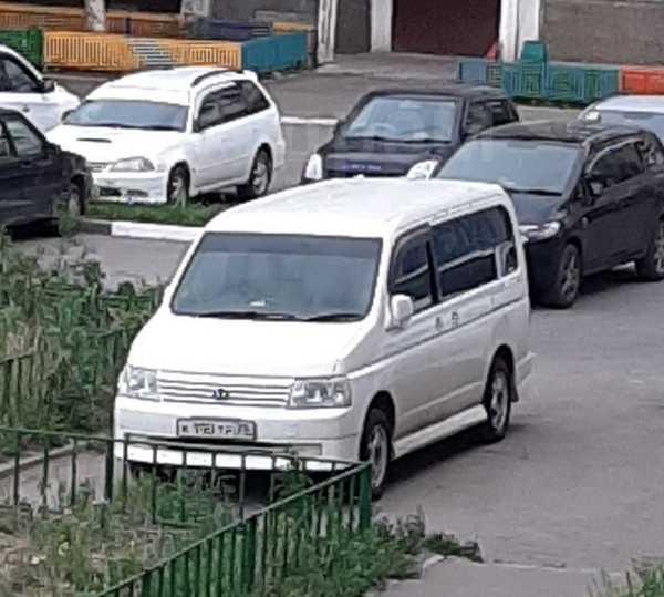 Honda Stepwgn, 2003 год, 550 000 руб.