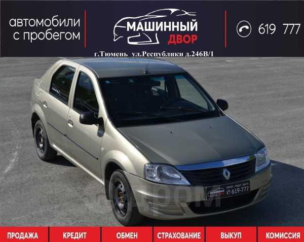 Renault Logan, 2012 год, 319 888 руб.