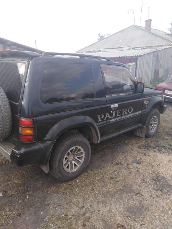 Mitsubishi Pajero, 1993 год, 150 000 руб.