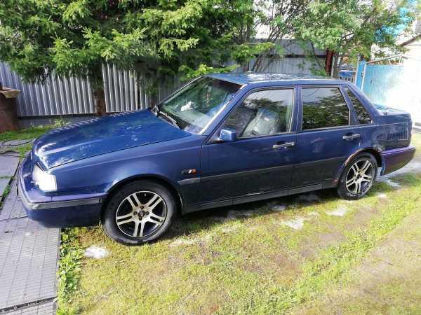 Volvo 460, 1995 год, 90 000 руб.