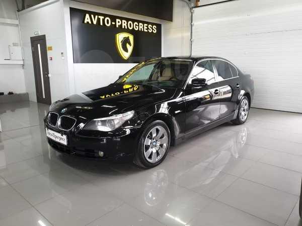 BMW 5-Series, 2004 год, 479 000 руб.