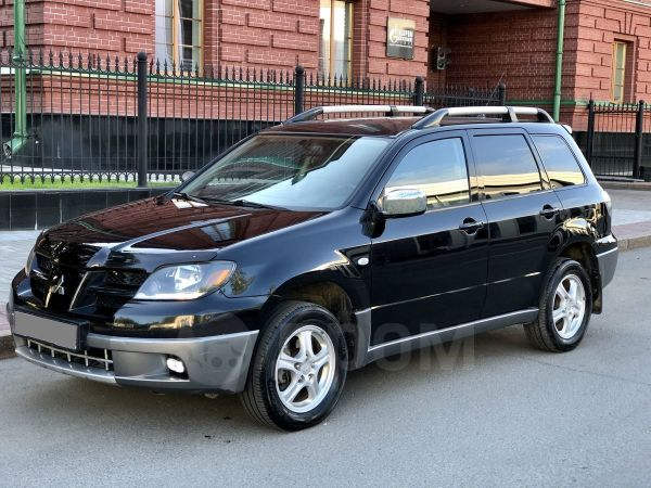 Mitsubishi Outlander, 2004 год, 498 000 руб.