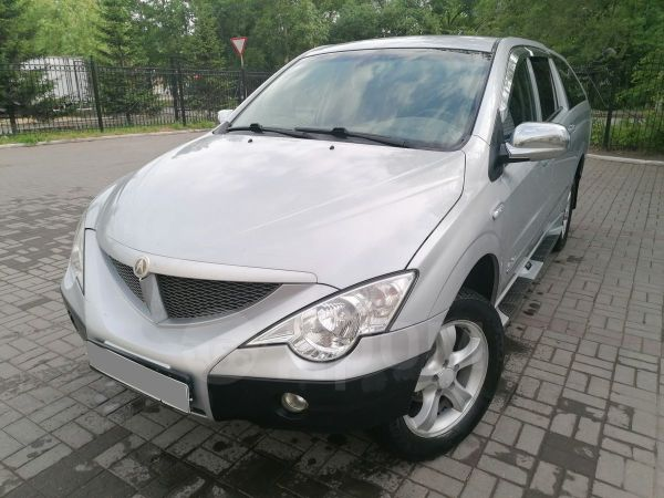 SsangYong Actyon Sports, 2009 год, 400 000 руб.
